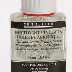 limpiador de pinceles óleo y acrílico