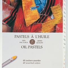 oil pastel pad