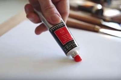 Discover the Sennelier Artist Acrylic!
